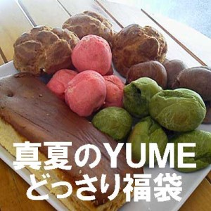 全国送料無料 真夏のYUMEどっさり福袋【横浜夢本舗】