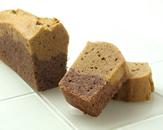 ゴボウとココアのパウンドケーキ【ポタジエ】