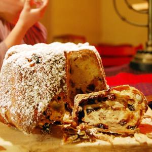 クリスマスクグロフ【天然酵母パンの王様のパン】