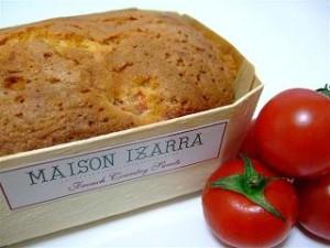 トマトパウンドケーキ CAKE A LA TOMATE【MAISON IZARRA】