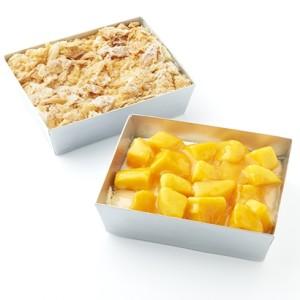マンゴーレアチーズ・ミルフィーユ詰合せ【ベルパルク】