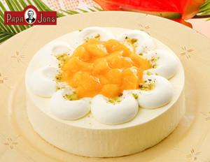 マンゴーレアチーズケーキ【チーズケーキのパパジョンズ】