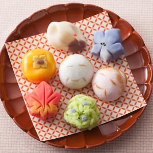 敬老の日 和菓子折「長寿」【京菓子 華松苑】