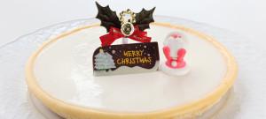クリスマスデコレーション チーズケーキ・ニルバーナ「日瑠華」