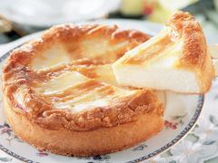 オリジナル・ベークド・チーズケーキ【トロイカ】