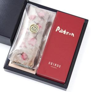 「桜」のパウンドケーキとパトロンの詰合せ【鎌倉 歐林洞】