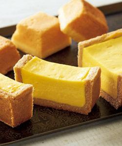 チーズケーキセット【資生堂パーラー】