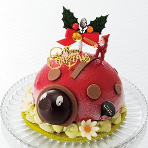 クリスマス コクシネル【メゾンジブレー】